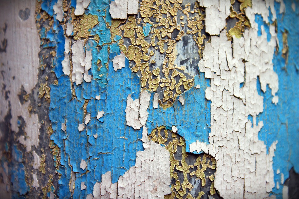 LAMINATED POSTER Urban Decoration Texture Old Paint Textures Old Poster  Print 24 X 36