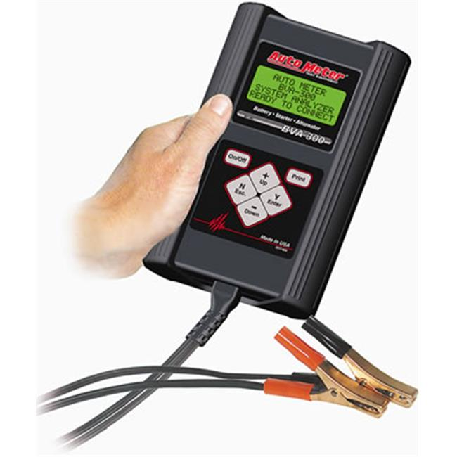 Auto Meter BVA-300 ANALYZER TESTER  HAND HEL