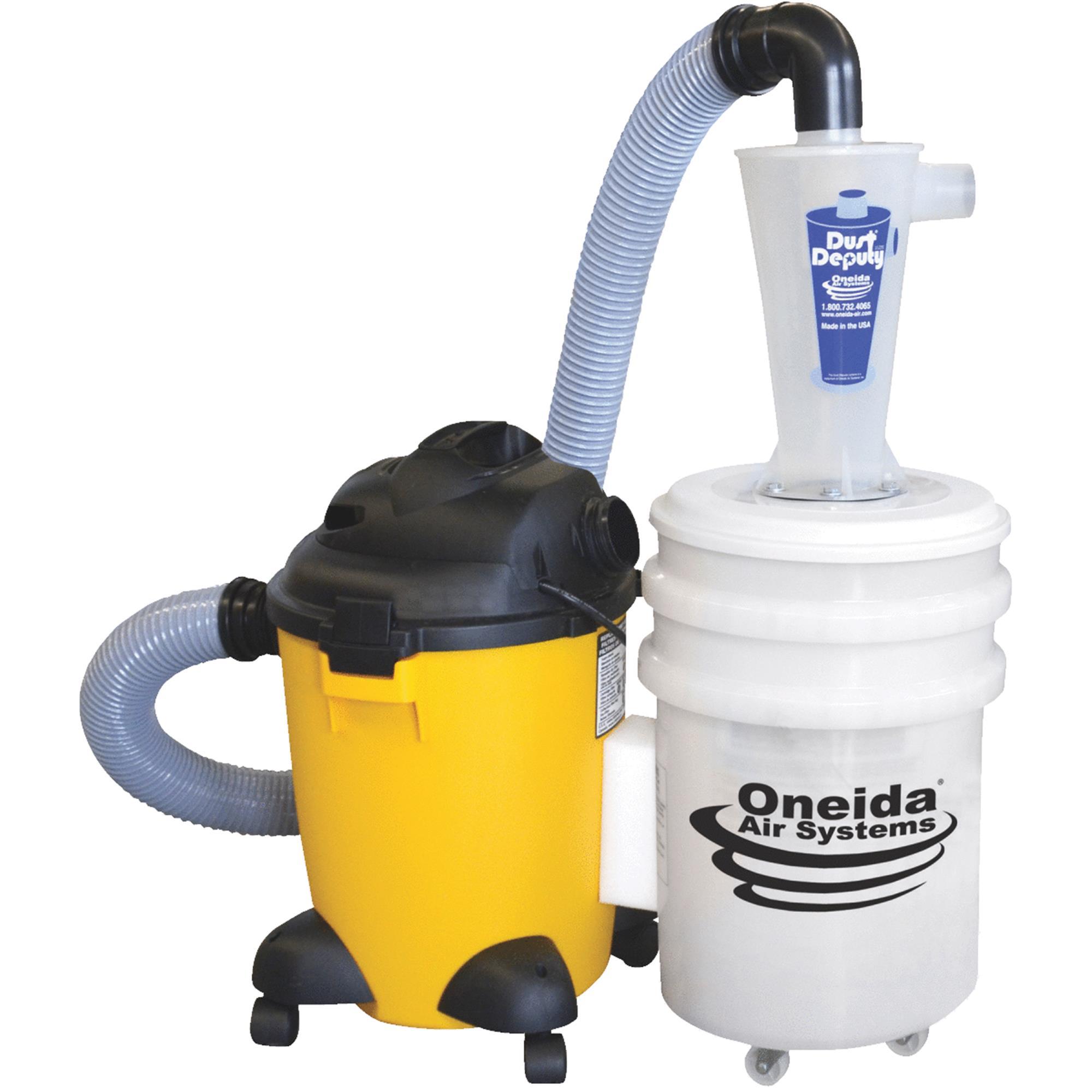 Oneida Dust Deputy Deluxe Cyclone Wet/Dry Vacuum Filter