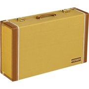 Fender Musical Instruments Corp. Fender Classic Series Tweed Pedalboard Case Electric Guitar Hardware (996106502)