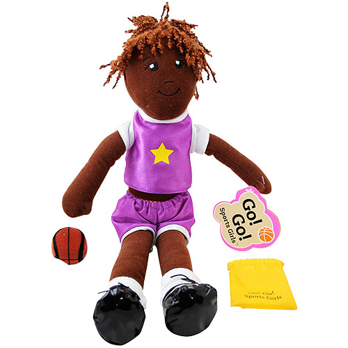 Go! Go! Sports Girls - Taye Basketball Doll
