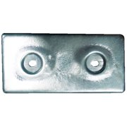 Camp ZHC-17  ZHC-17; Hull Plate Zinc 12In X 6In X 1
