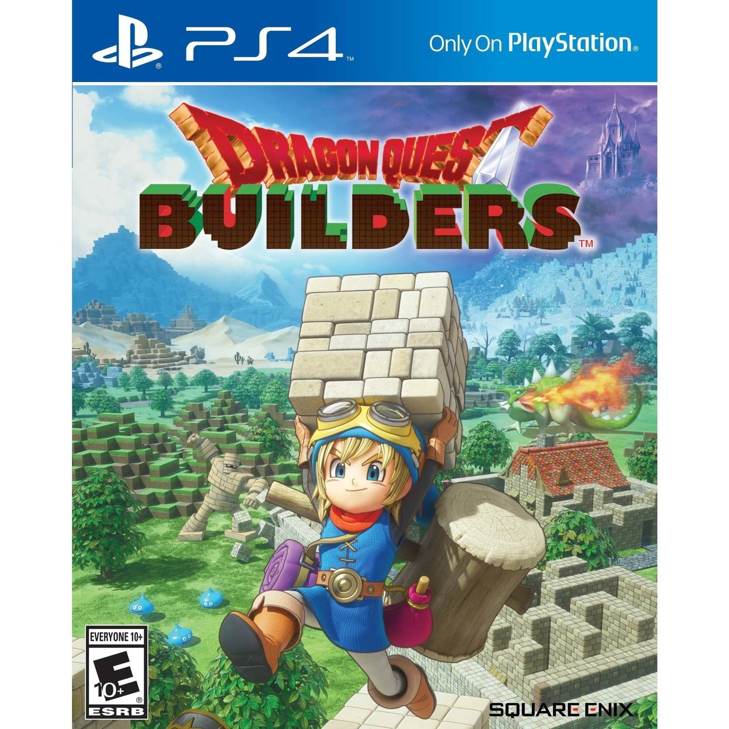 Dragon Quest Builders for PlayStation 4 by Square Enix LLC