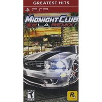 Midnight Club L.A. Remix - PlayStation Portable