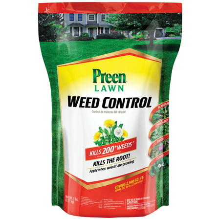 Preen Lawn Weed Control - 5 lb. - Covers 2,500 sq. ft.
