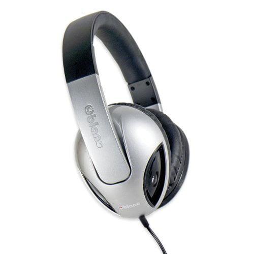 Syba OG-AUD63050 Oblanc Cobra Stereo 2.1 Stereo Accs Headphone W/ Microphone