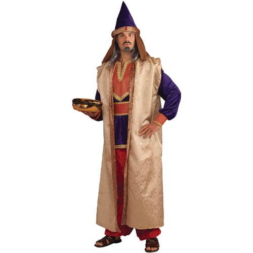 Garnet Wiseman Adult Halloween Costume, Size: Men's - One Size