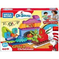 Mega Bloks Dr. Seuss How the Grinch Saved Christmas!