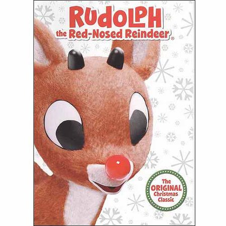 Rudolph The Red-Nosed Reindeer (Full Frame)