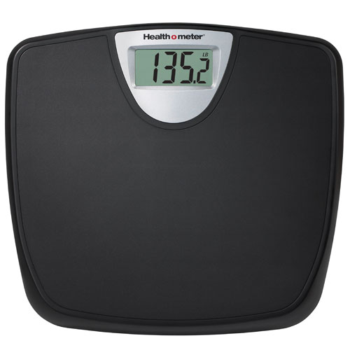 Health o meter Weight Tracking Digital Bath Scale with 1.2-inch LCD Display, HDM770DQ-05