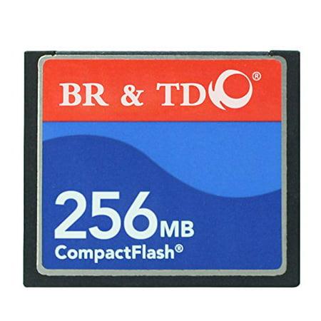 - Original 256MB CompactFlash memory card BR&TD camera card CNC machine cf256mb SLC Compact card