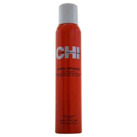 Chi Shine Infusion Shine Hair Spray, 5.3 Oz Chi Chi Rodriguez Signed
