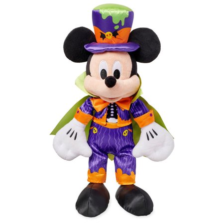 Disney Halloween Mickey Dracula 17inc Plush New with Tags](Diy Halloween Plushies)