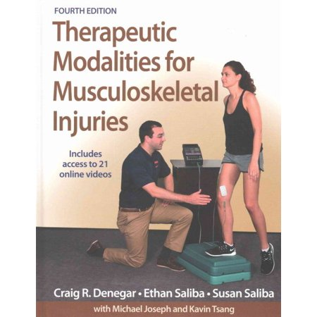 Therapeutic Modalities For Musculoskeletal Injuries 4Th Edition With Online Video