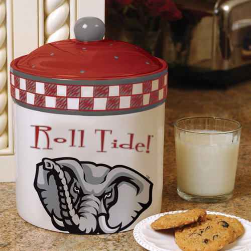 NCAA - Alabama Crimson Tide Gameday Ceramic Cookie Jar