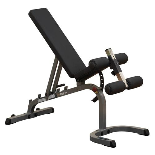 Upholstered Flat Incline Decline Bench