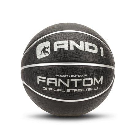 AND1 FANTOM BASKETBALL 29.5u0022 (BLACK)