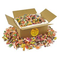 Office Snax All Tyme Favorites Candy Mix, 10 lb Value Size Box Deals