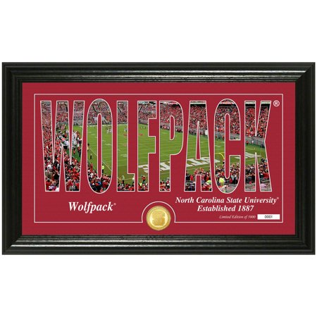 - NC State Wolfpack Highland Mint 12