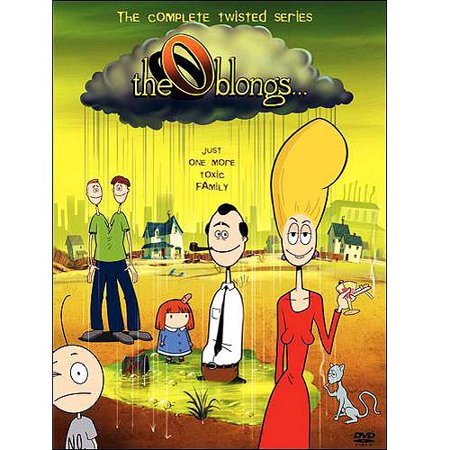 the oblongs complete twisted series