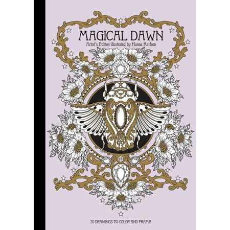 Magical Dawn Artist's Edition : Published in Sweden as
