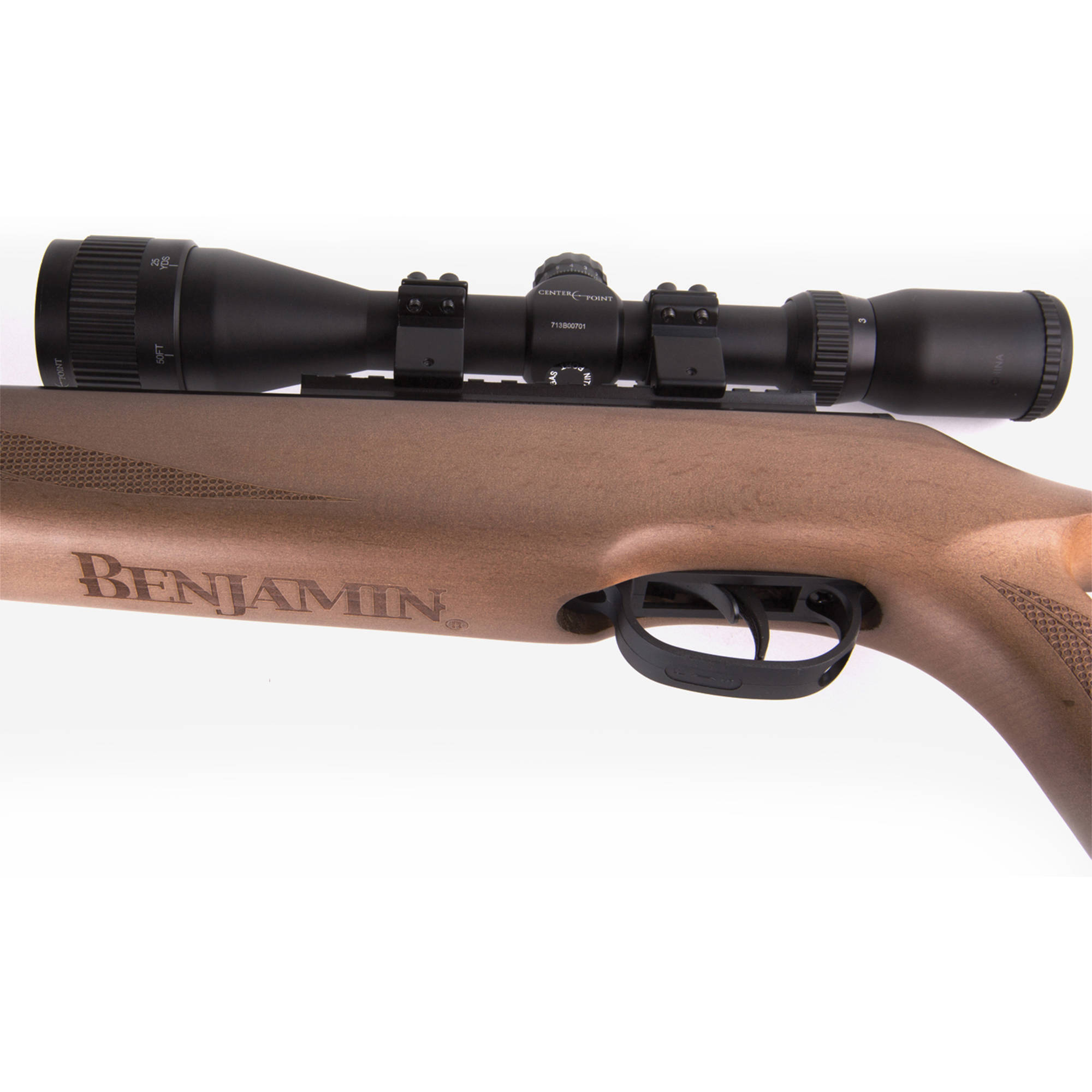 Benjamin Trail NP XL 1500 Break Barrel Air Rifle with scope 1500fps,  177  caliber