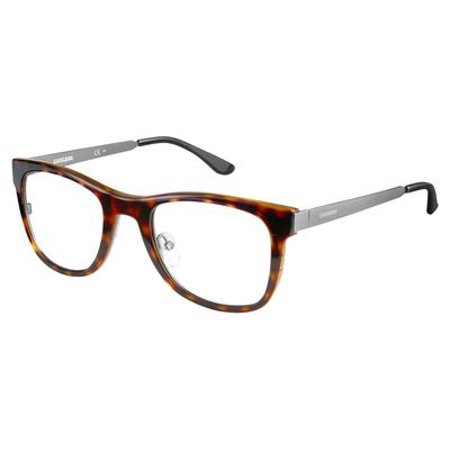 Carrera 5023/V Eyeglass Frames CA5023V-0OGE-5222 - Ruthenium Havana ...