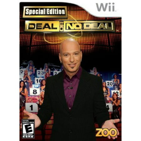 Deal Or No Deal Special Edition   Nintendo Wii