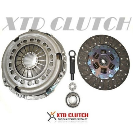 XTD RACE CLUTCH KIT 1999-2004 FORD MUSTANG GT MACH 1 COBRA SVT 4.6L V8 11 INCH Mustang Clutch Replacement