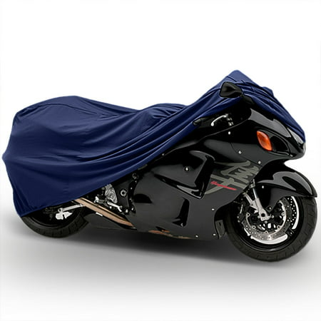 Motorcycle Bike Cover Travel Dust Storage Cover For Honda XR 50 70 80 100 200 250 400 500 600 650 - image 3 de 3