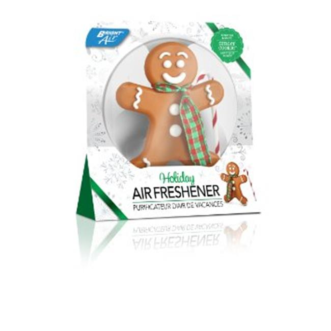BRI 900128 Gingerbread Man Air Freshener