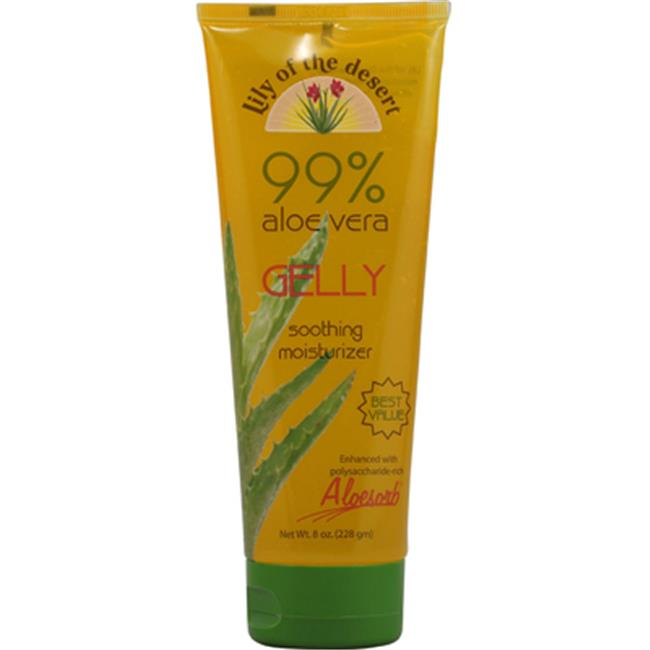 LILY OF THE DESERT, ALOE VERA GELLY, 8 FO, (Pack of 1) - image 1 of 1