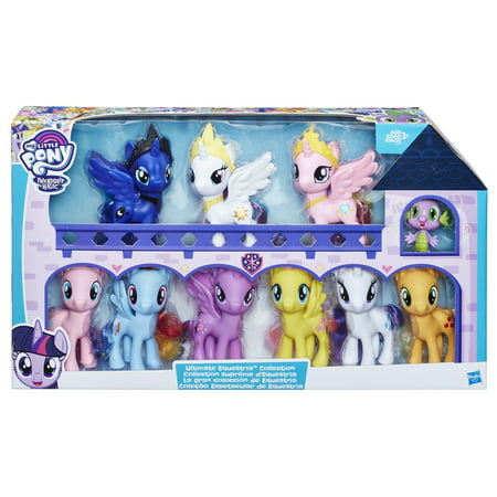 My Little Pony Friendship is Magic Toys Ultimate Equestria Collection](My Talking Tom Halloween)