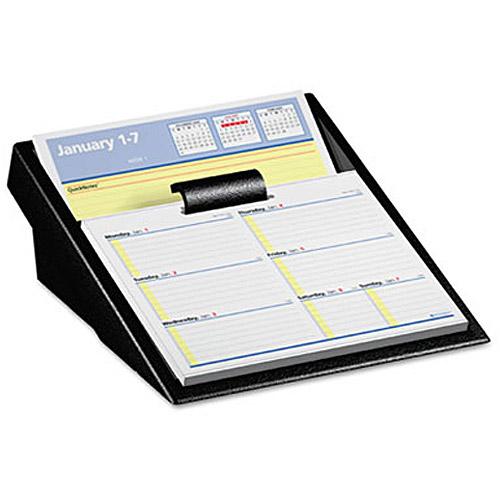 AT-A-GLANCE SW70650 Flip-A-Week Calendar Refill 12 Mths Jan-Dec 5-5/8inx7in WE/CM