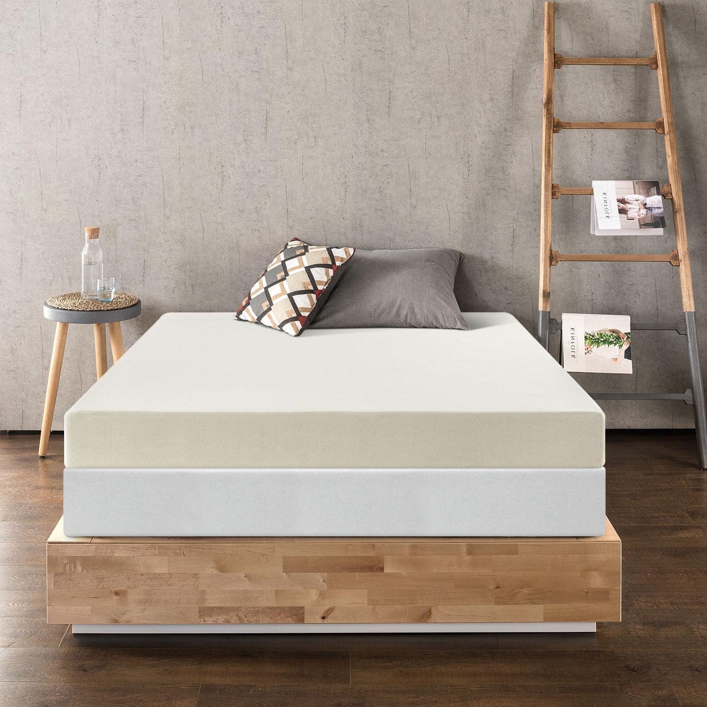 Best Price Mattress 6 Inch Memory Foam Mattress and Innovative Box Spring Set