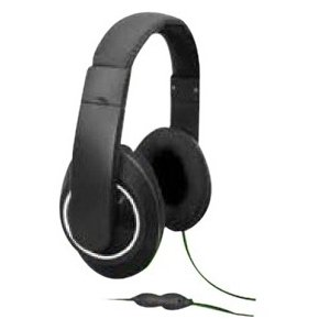Avid Education Headphones With Microphones   Stereo   Black  Gray   Usb   Wired   Over The Head   Binaural   Circumaural   Noise Cancelling Microphone
