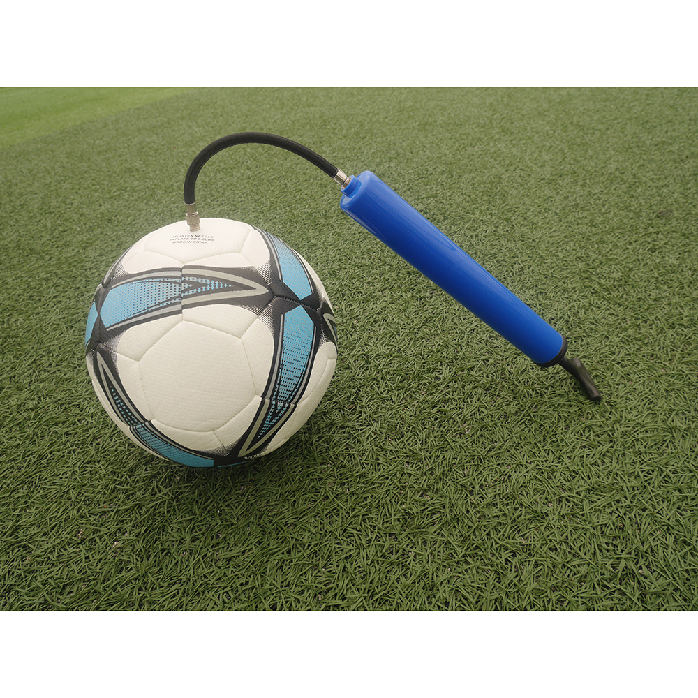 Zimtown Soccer Hand Air Inflator Pump for Needle Football Basketball