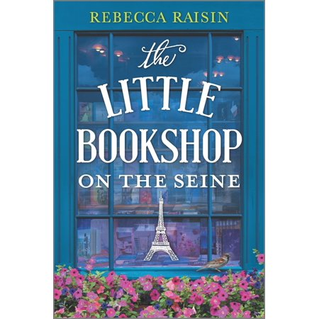 The Little Bookshop on the Seine (Paperback)