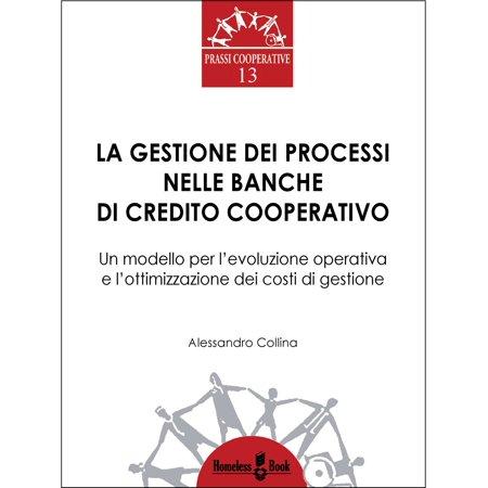 La gestione dei processi nelle banche di credito for Banche di credito cooperativo