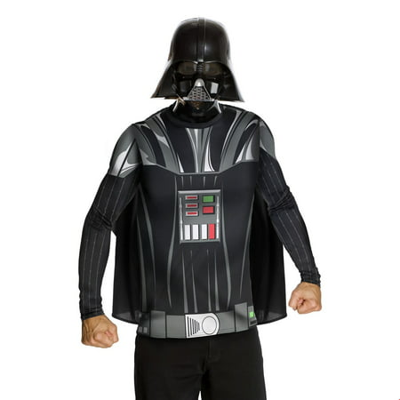 Star Wars Mens Darth Vader Halloween Costume (Darth Vadar Costumes)