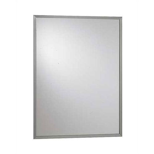 American Specialties Chan-Lok Angle Frame Wall Mirror