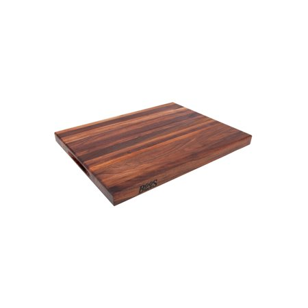 John Boos Walnut Wood Edge Grain Reversible Cutting Board, 24 x 18 x 1.5 Inches Usa John Boos Walnut