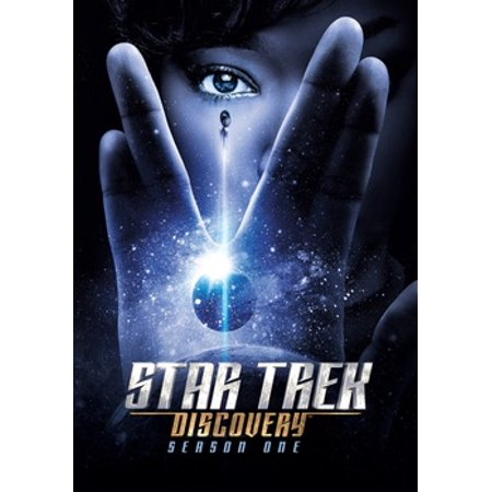 Star Trek Discovery: Season One (DVD)