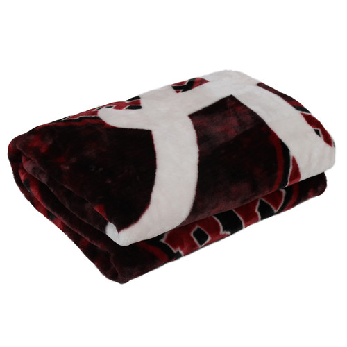 College Covers NCAA Alabama Throw Blanket