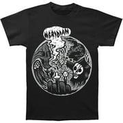 Meridian Men's  Crystal Ball T-shirt Black