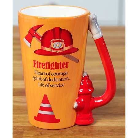 The Lakeside Collection Occupational Mugs - Firefighter ()