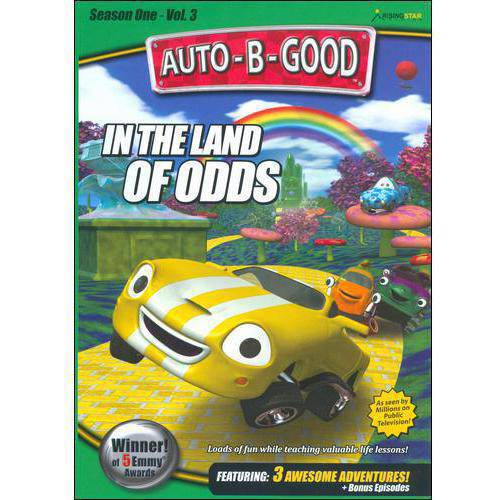 Auto-B-Good: In The Land Of Odds by Rising Star Studios