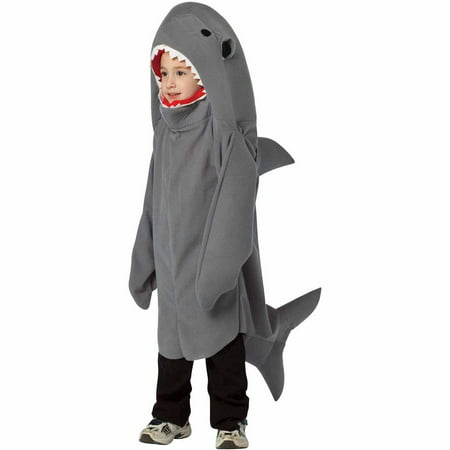 Shark Child Halloween Costume