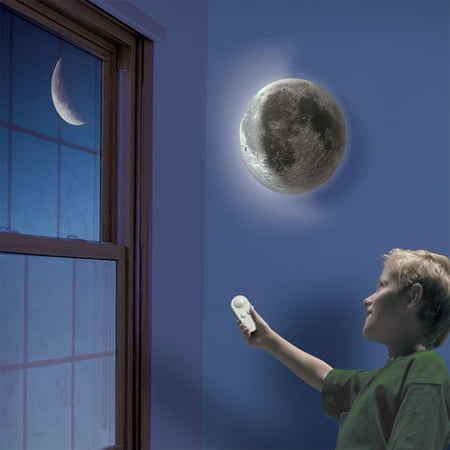 Moon In My Room Remote Control Wall Décor Night Light](Moon In My Room)