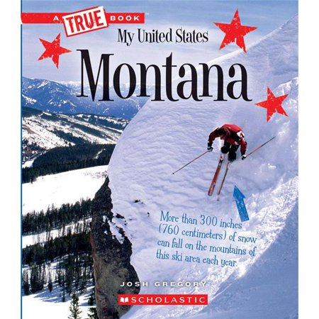 Scholastic Teaching Resources SC-ZCS674169BN 3 Each My United States Montana Book - image 1 of 1